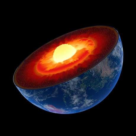 Pesquisadores japoneses afirmam que silício responde por parcela significativa do centro do planeta, depois do ferro e do níquel.