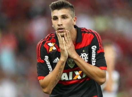 Mugni está de saída do Flamengo (Arquivo LANCE)