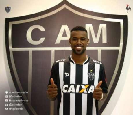 Felipe Santana (Foto: Divulgação / Atlético-MG)