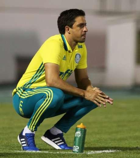 Palmeiras do técnico João Burse perde e é eliminado pelo Sport (Foto: Fabio Menotti/Ag Palmeiras/Divulgação)