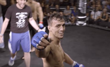 Ricardo Carcacinha foi descoberto em um reality show do presidente do UFC Dana White (FOTO: Reprodução)