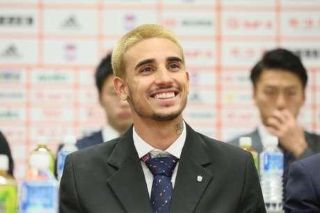 Thiago Galhardo fecha com clube do Japão (Foto: BEST Comunicação)