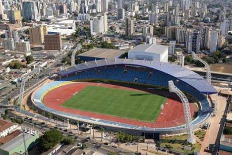 Estádio Olímpico de Goiânia vai receber o duelo (Divulgação)