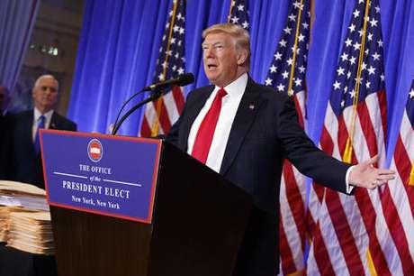 Trump insiste en que México pagará por el muero