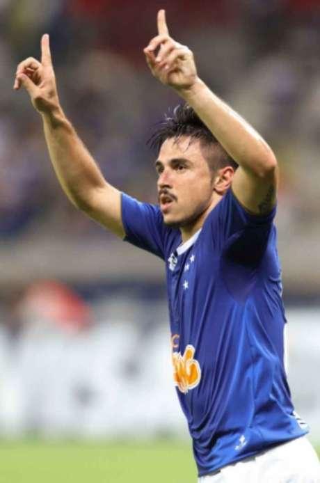 Willian é jogador do Cruzeiro e ficará emprestado até dezembro (Foto:Gil Leonardi/Lancepress!)