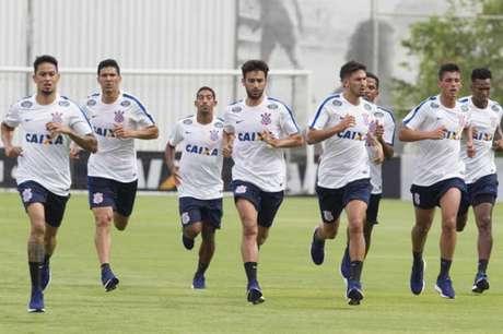 Corinthians se reapresentou na quarta-feira (Foto: Daniel Augusto Jr./Ag. Corinthians)