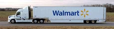 O código de barras permitiu que a Wal-Mart diversificasse seus negócios