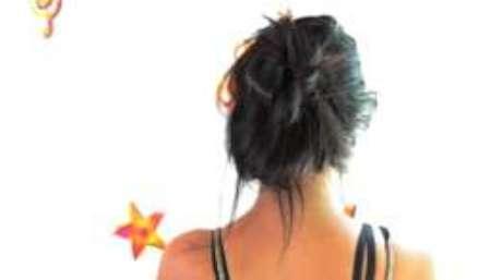 A venezuelana Maria (nome fictício) tem 19 anos e se prostitui na Colômbia