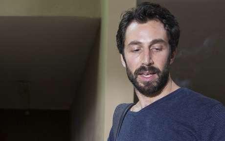 Nicola Lama (Alain) é um dos protagonistas