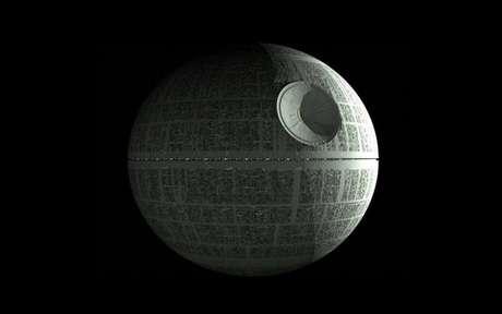 La 'Estrella de la Muerte' de Star Wars