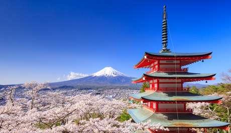 Esses lugares no Japão vão te deixar com vontade de viajar para lá agora!