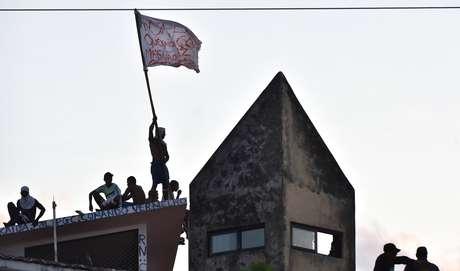 Revolta na prisão de Alcaçuz