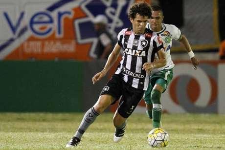 Camilo vai participar da partida em homenagem aos amigos de Chapecoense (Foto: Vitor Silva/SSPress/Botafogo)