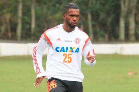 Luiz Antonio vai atuar pela Chapecoense em 2017 (Foto: Gilvan de Souza / Flamengo)