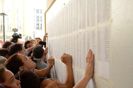 São 238.397 vagas, distribuídas entre 131 instituições públicas de ensino superior.