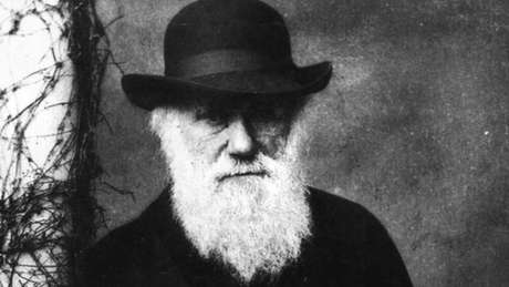 Charles Darwin (1809-1882) assinando petição contra conceito de aquecimento global?
