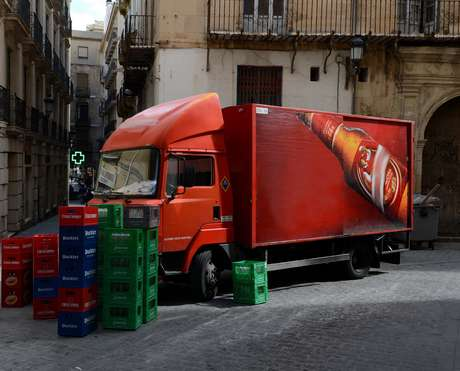O beer truck estará presente em todos os ensaios técnicos, até o dia 03 de março