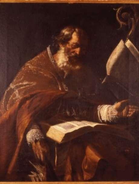 Santo Agostinho ( 354-430)