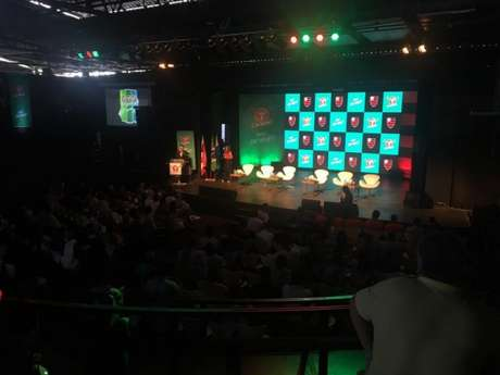 Patrocinador foi apresentado em evento na Urca (Divulgação)
