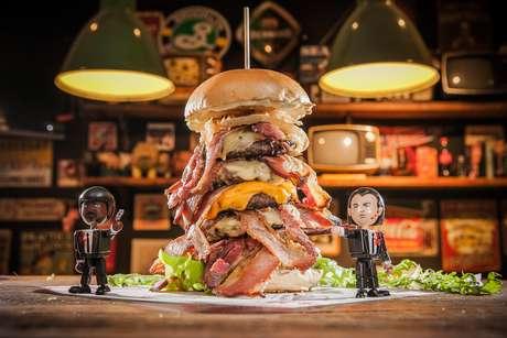 Big Kahuna Burger - Endereço: Alameda Lorena, 53 - Jardim Paulista - Telefone: (11) 3051-6268