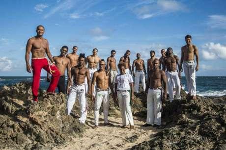 Lucas Dias Ferreira é o capoeirista mais completo do mundo