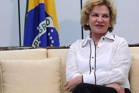 Ex-primeira-dama Marisa Letícia Lula da Silva