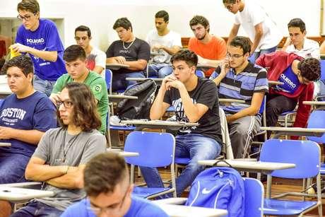 A Unicamp oferece 3.330 vagas em 70 cursos de graduação.