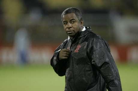 Andrade foi o treinador no hexacampeonato do Flamengo (Foto: Gilvan de Souza/Lancepress!)
