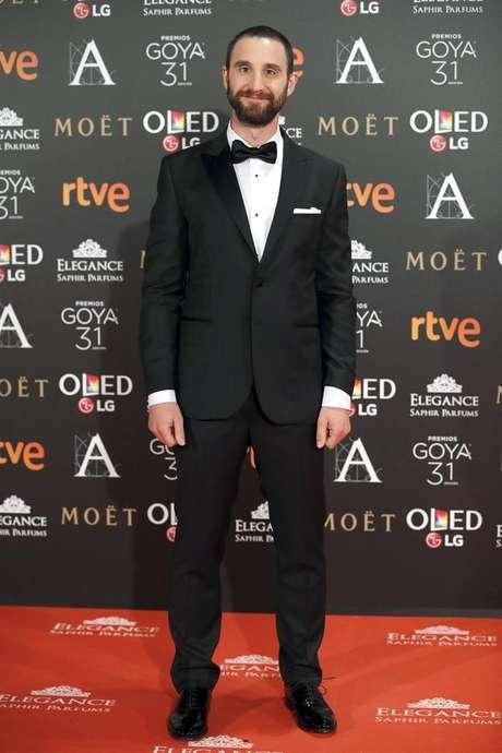 El actor y presentador de la gala Dani Rovira