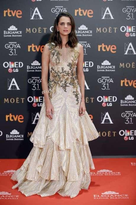 La actriz Macarena Gómez