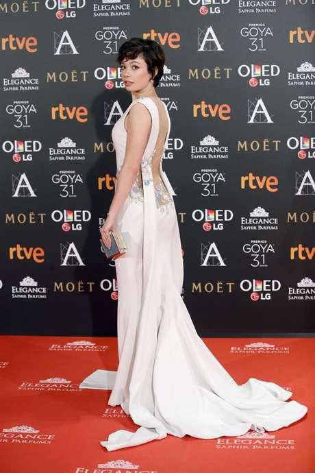 La actriz Anna Castillo, nominada como mejor actriz revelación