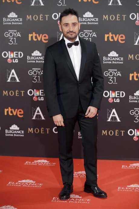 El realizador Juan Antonio Bayona, nominado a mejor director