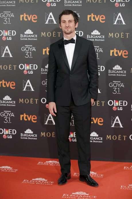El actor y realizador Raúl Arévalo, nominado a la mejor dirección novel