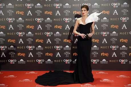 La modelo y presentadora Nieves Álvarez