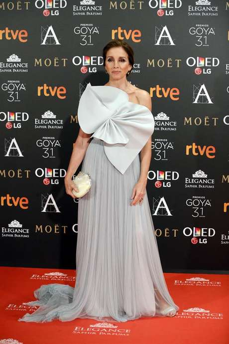 La actriz y cantante Ana Belén, que recibe el Goya de Honor