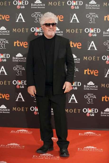 El director Pedro Almodóvar