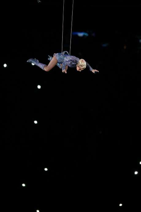 Lady Gaga no Super Bowl