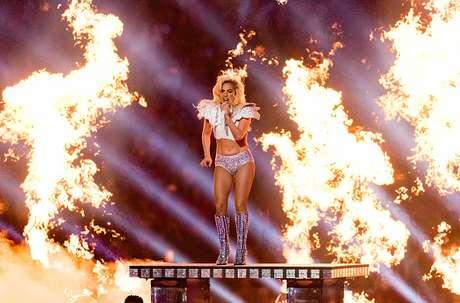 Lady Gaga no Super Bowl