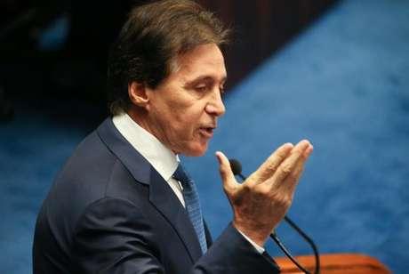 O presidente do Senado, Eunício Oliveira (PMDB-CE), quer agilizar sabatina de Moraes