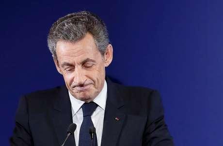 Nicolas Sarkozy, ex-presidente da França