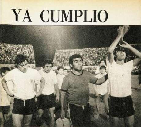 Revista chilena 'Estadio' exaltou empate que deixou o Colo-Colo perto da final: 'Já cumpriu' (Imagem: Reprodução)