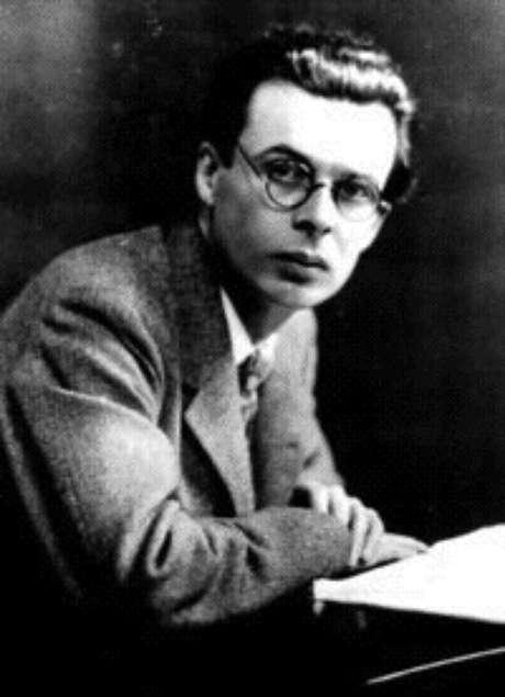 Aldous Huxley,  clássico da anti-utopia