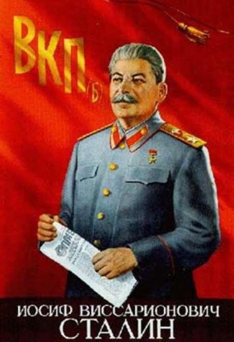 Stalin, modelo do Grande Irmão