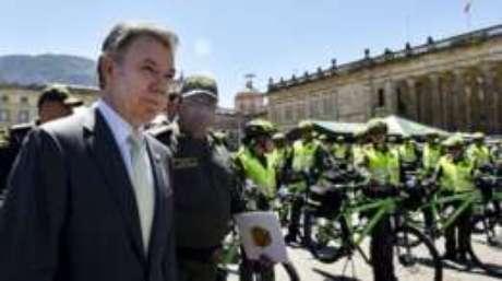 Campanha de 2014 do presidente colombiano, Juan Manuel Santos, é suspeita de ter recebido dinheiro da Odebrecht
