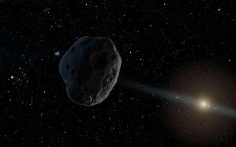 El asteroide no será un peligro para la Tierra
