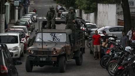 Presença militar na Grande Vitória não inibe crimes, afirma moradores