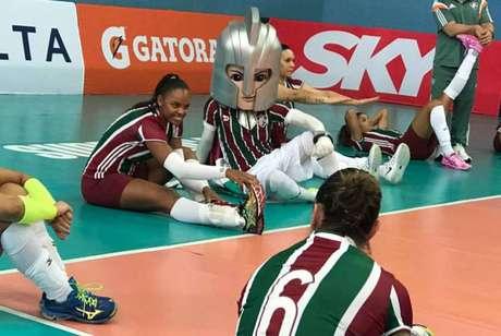 Fluminense conquista nona vitória na Superliga (divulgação/fluminense)
