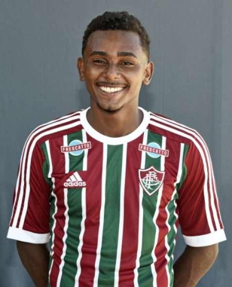 Wendel tem apenas 19 anos e deve ganhar chances em breve com Abel (Foto:Divulgação/Fluminense F.C)