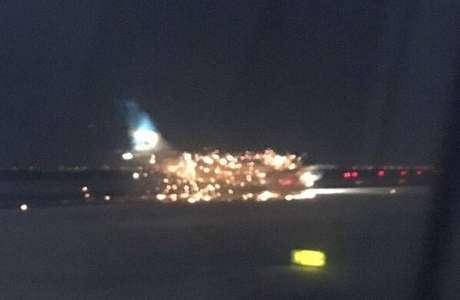 Avião realizava manobras de decolagem no aeroporto John F. Kennedy