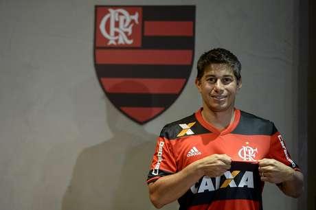 Conca amargou a reserva durante toda a temporada e deve deixar o Flamengo